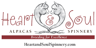 Heart & Soul Alpacas and Spinnery