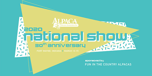 2021 AOA National Show Naming Rights