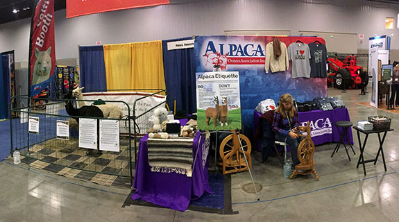 2018 FFA National Convention Booth