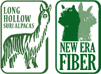 Long Hollow Suri Alpacas/New Era Fiber